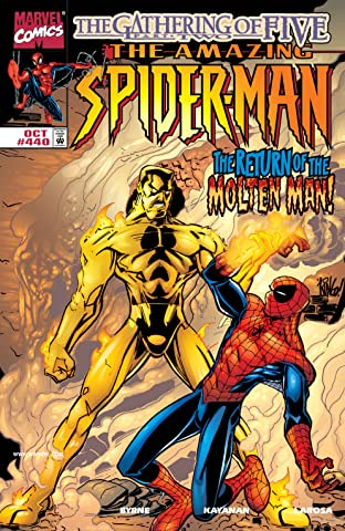 Amazing Spider-Man (1963-1998) #440