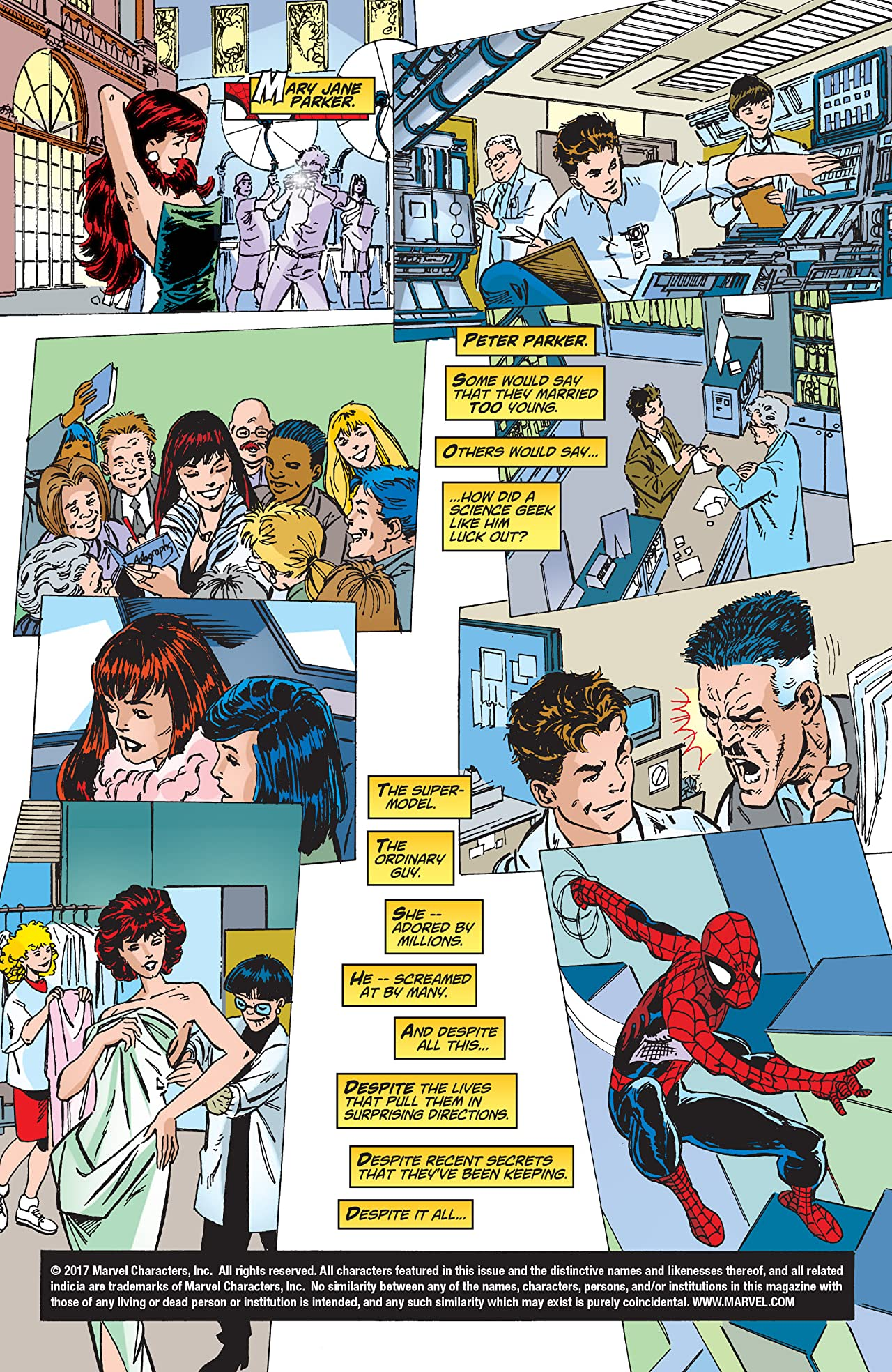 Amazing Spider-Man (1999-2013) #11