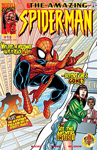 Amazing Spider-Man (1999-2013) No.13