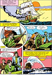 Classics Illustrated #47: 20,000 Leagues Under the Sea