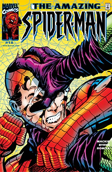Amazing Spider-Man (1999-2013) #18