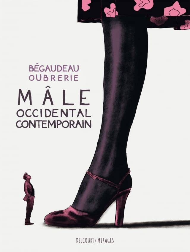 Mâle occidental contemporain