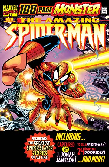 Amazing Spider-Man (1999-2013) #20