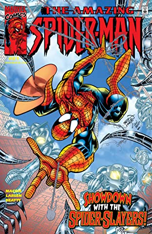 Amazing Spider-Man (1999-2013) #21