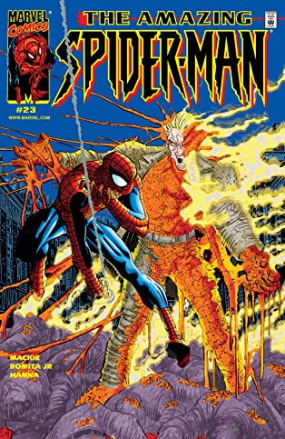 Amazing Spider-Man (1999-2013) #23