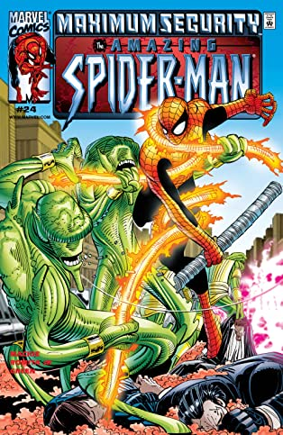 Amazing Spider-Man (1999-2013) #24