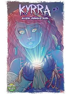 Kyrra: Alien Jungle Girl #3