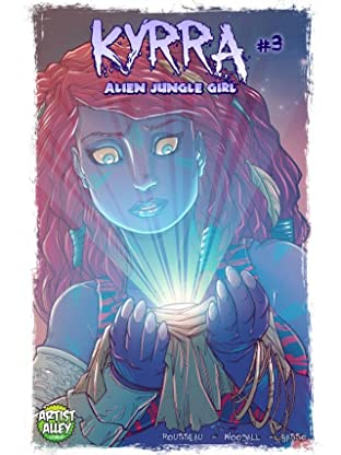 Kyrra: Alien Jungle Girl #3