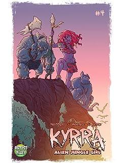 Kyrra: Alien Jungle Girl #4