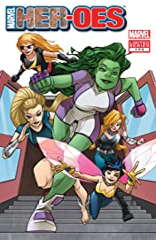Her-oes (2010) #1 (of 4)