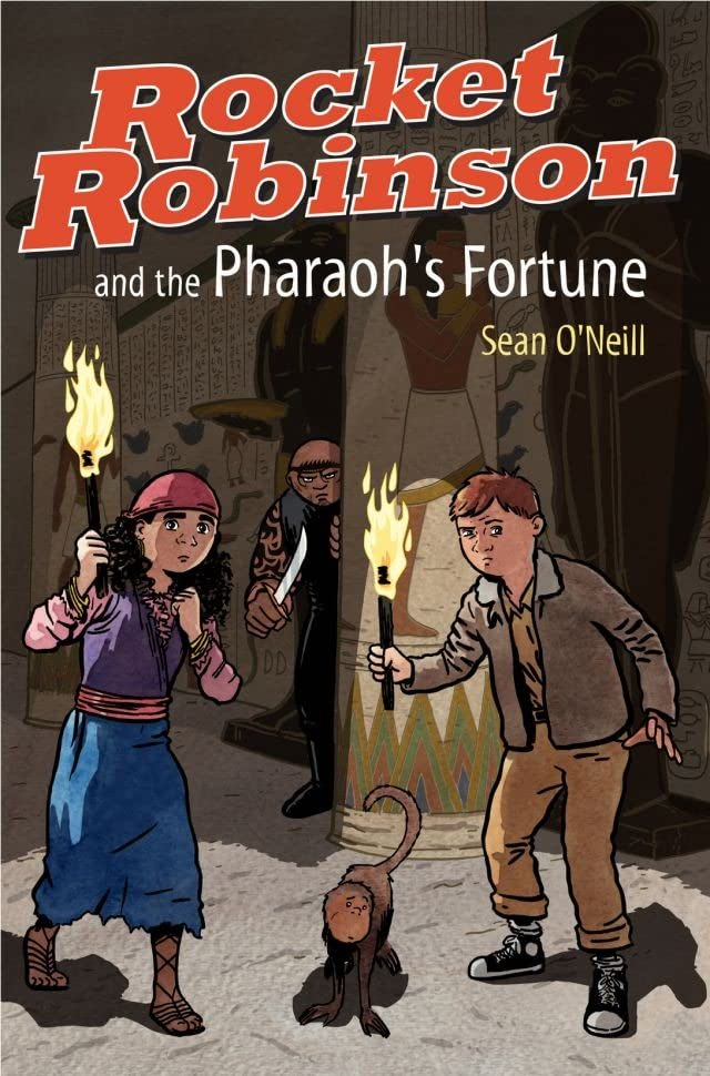 Rocket Robinson and the Pharaoh's Fortune Vol. 1