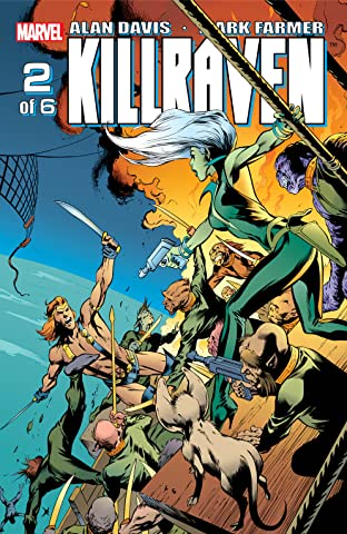 Killraven (2002-2003) #2 (of 6)