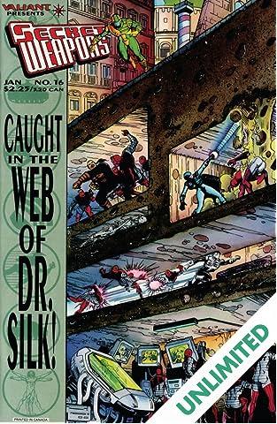 Secret Weapons (1993) #16