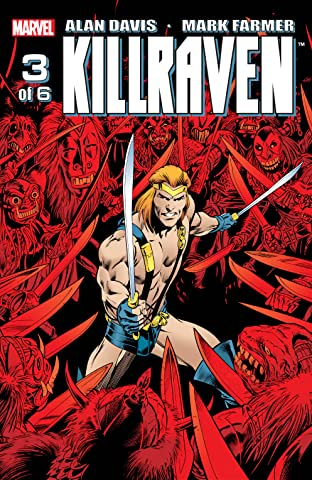 Killraven (2002-2003) #3 (of 6)