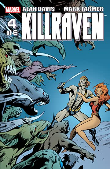 Killraven (2002-2003) #4 (of 6)