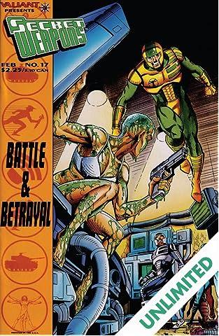 Secret Weapons (1993) #17