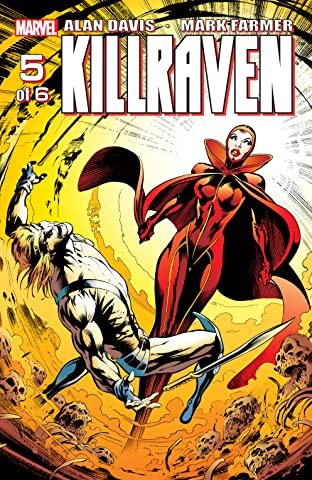 Killraven (2002-2003) #5 (of 6)
