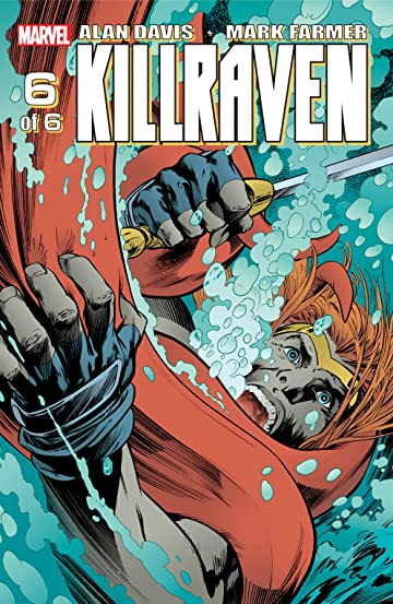 Killraven (2002-2003) #6 (of 6)
