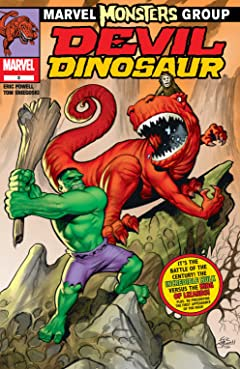 Marvel Monsters: Devil Dinosaur (2005) #1