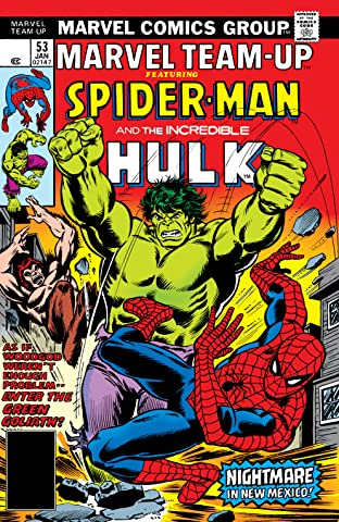 Marvel Team-Up (1972-1985) #53