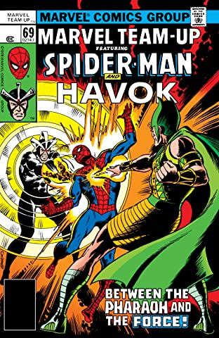 Marvel Team-Up (1972-1985) #69