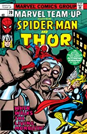 Marvel Team-Up (1972-1985) #70