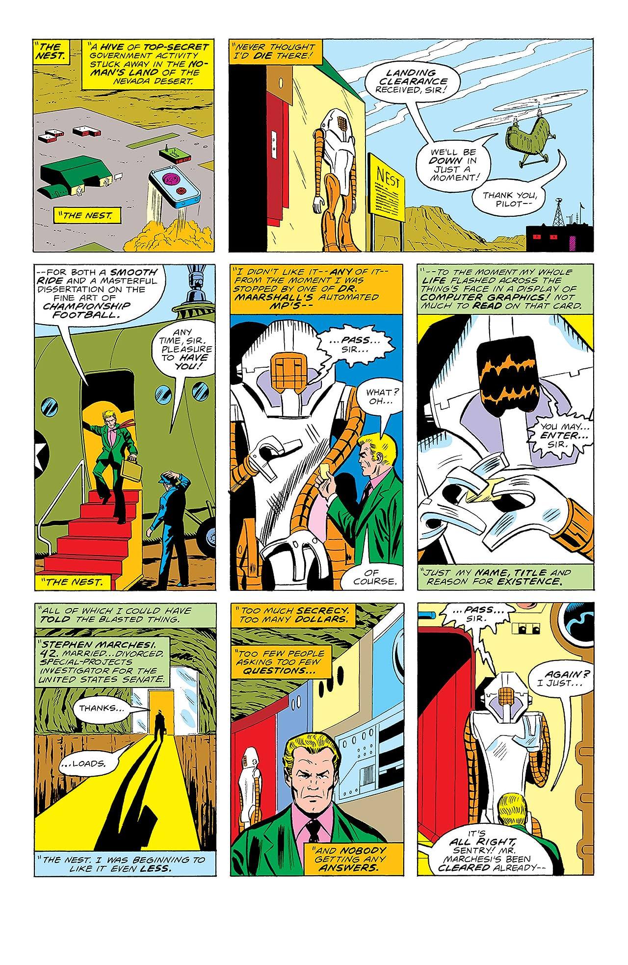 Marvel Team-Up (1972-1985) Annual #1