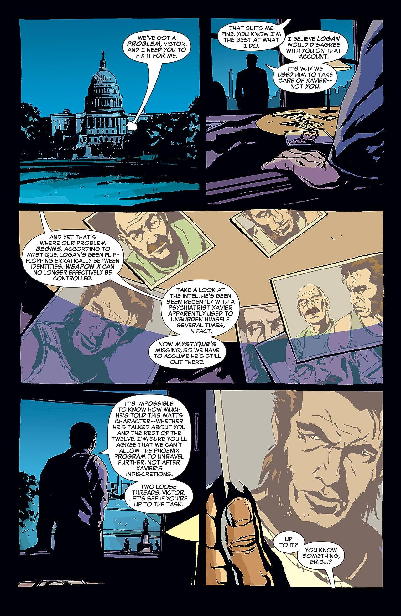 Powerless (2004) #4 (of 6)