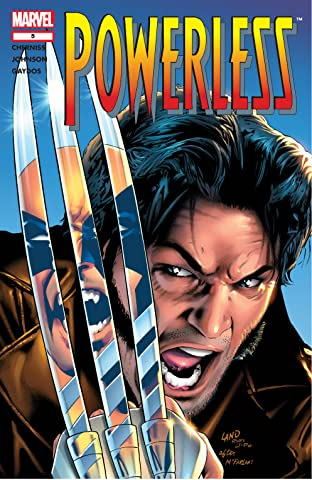 Powerless (2004) #5 (of 6)