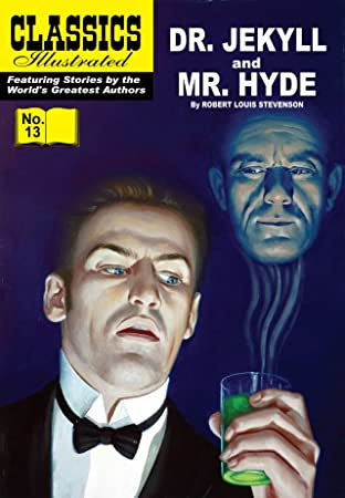 Classics Illustrated No.13: Dr. Jekyll & Mr. Hyde
