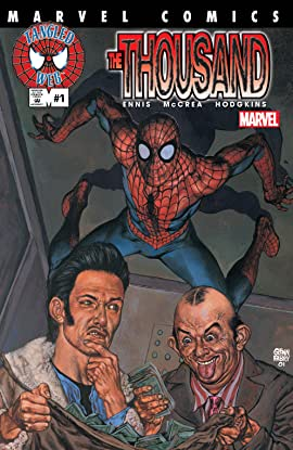 Spider-Man's Tangled Web (2001-2003) No.1