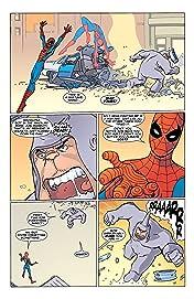 Spider-Man's Tangled Web (2001-2003) #1