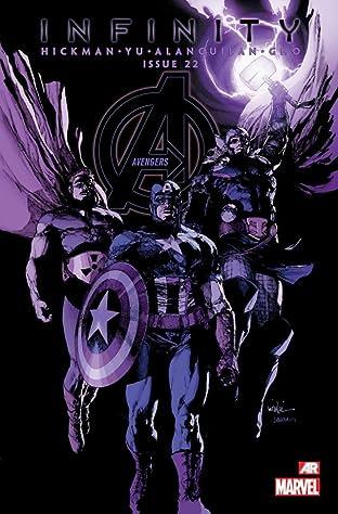 Avengers (2012-2015) No.22