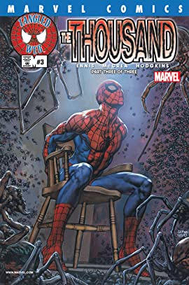 Spider-Man's Tangled Web (2001-2003) No.3