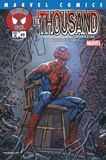 Spider-Man's Tangled Web (2001-2003) #3