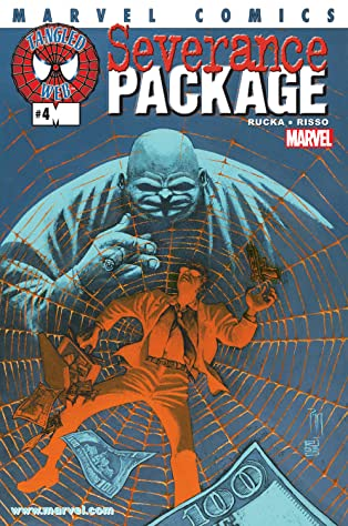 Spider-Man's Tangled Web (2001-2003) #4
