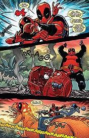 Deadpool Kills Deadpool #4 (of 4)