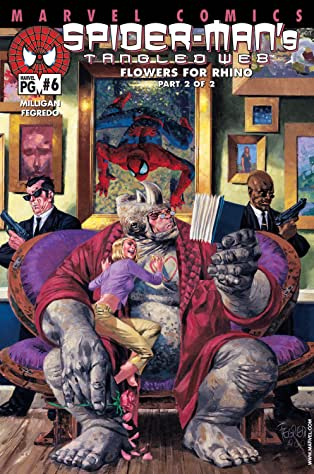 Spider-Man's Tangled Web (2001-2003) #6