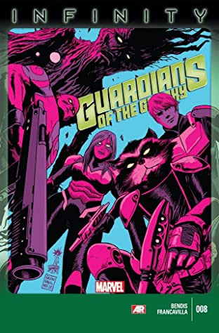Guardians of the Galaxy (2013-2015) No.8
