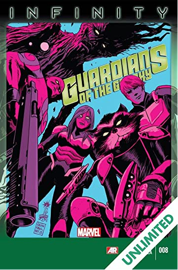 Guardians of the Galaxy (2013-2015) #8