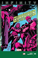 Guardians of the Galaxy (2013-) #8