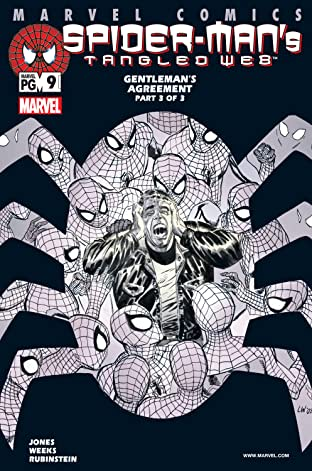Spider-Man's Tangled Web (2001-2003) #9