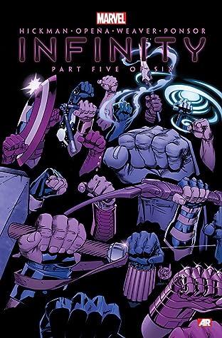 Infinity #5 (of 6)