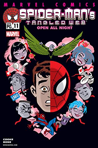 Spider-Man's Tangled Web (2001-2003) #11
