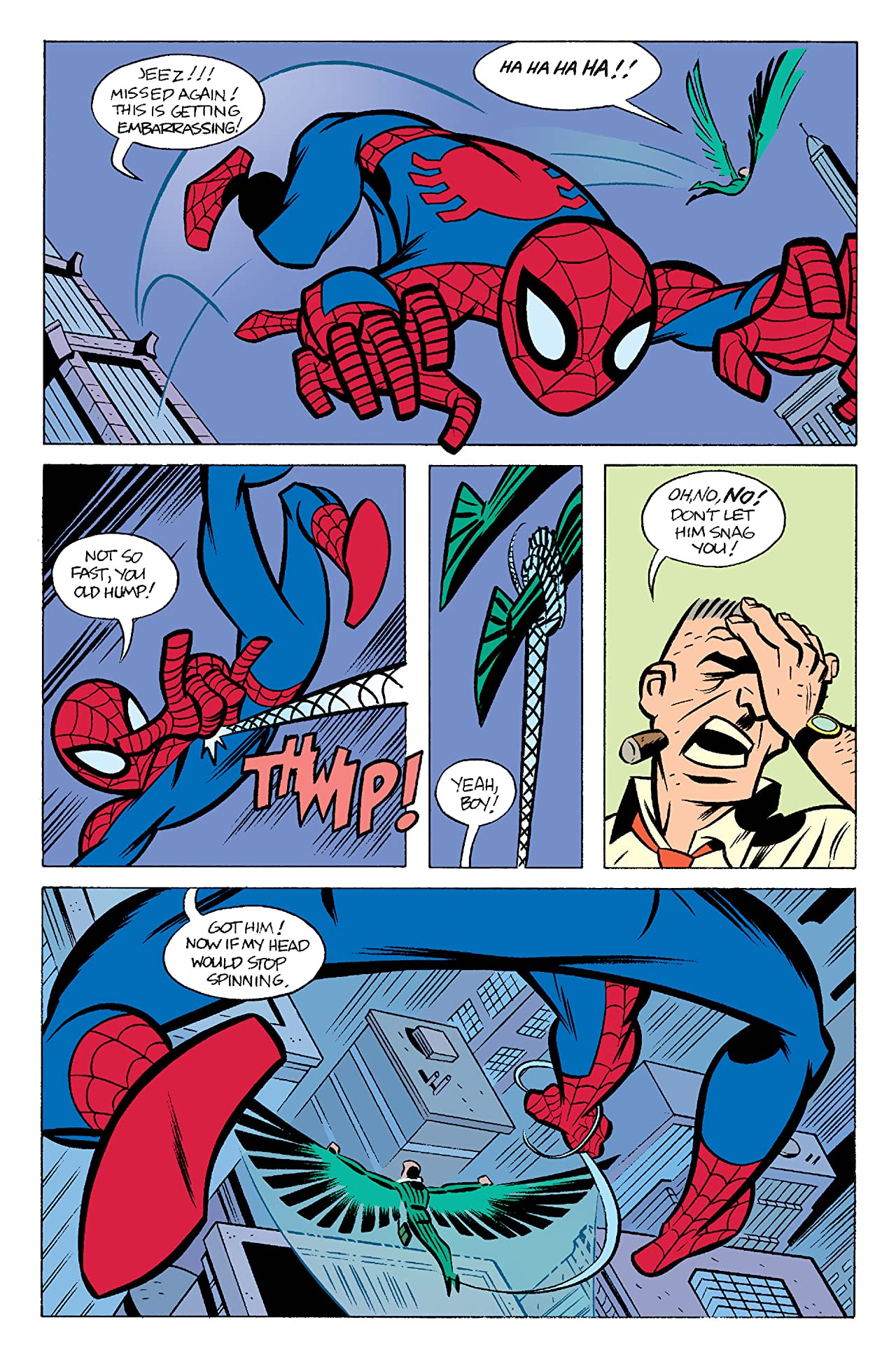 Spider-Man's Tangled Web (2001-2003) #11