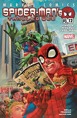 Spider-Man's Tangled Web (2001-2003) No.12