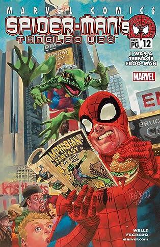 Spider-Man's Tangled Web (2001-2003) #12