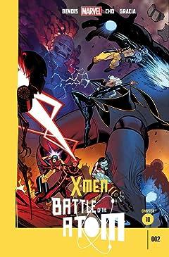 X-Men: Battle of the Atom No.2 (sur 2)