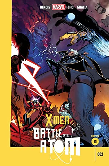 X-Men: Battle of the Atom #2 (of 2)