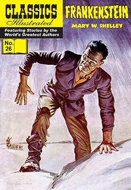 Classics Illustrated #26: Frankenstein